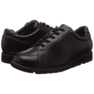 アシックス(asics)の【新品】アシックス ペダラ ウォーキング 25㎝ 3E ファスナー付き(ローファー/革靴)