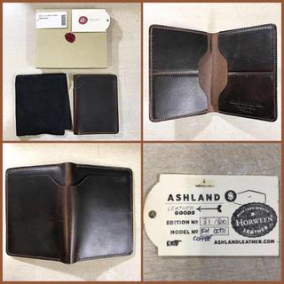 ASHLAND・折り財布・カードケース(折り財布)