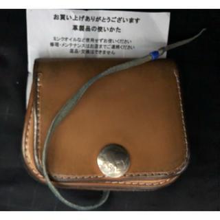 ゴローズ(goro's)のゴローズ 角goros 財布カードケースコインケース(コインケース)