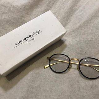 アヤメ(Ayame)のOLIVER PEOPLES vintage サングラス メガネ MP-2(サングラス/メガネ)