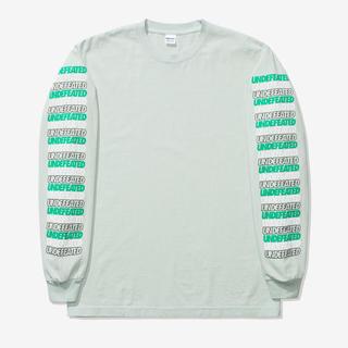 アンディフィーテッド(UNDEFEATED)の【2020SP】 UNDEFEATED LOGO DROP L/S TEE (Tシャツ/カットソー(七分/長袖))
