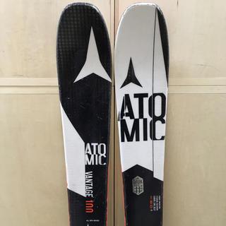 アトミック(ATOMIC)のatomic vantage 100 180cm(板)