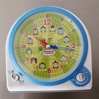 セイコー(SEIKO)のトーマス 目覚まし時計(置時計)