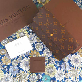 LOUIS VUITTON - Louis Vuitton ルイヴィトン 長財布 モノグラム