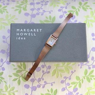 MARGARET HOWELL - MARGARET HOWELL idea  ㊵ 腕時計・稼動品✨