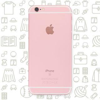 アイフォーン(iPhone)の【C】iPhone6s/64/SIMフリー(スマートフォン本体)