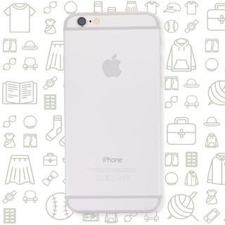 アイフォーン(iPhone)の【B】iPhone6/64/au(スマートフォン本体)