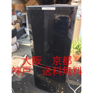 ミツビシ(三菱)の三菱 ノンフロン冷凍冷蔵庫  MR-P15S-B    2011年製 (冷蔵庫)