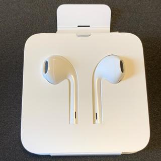 Apple - iPhone 純正イヤホン  新品未使用 Apple