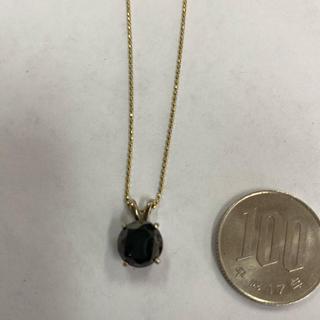 アヴァランチ(AVALANCHE)の14k ブラックダイアモンド ペンダント ヘッド(チャーム)