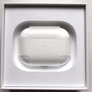 アップル(Apple)のAirPods Pro 充電ケースのみ 国内正規品 MWP22J/A(ヘッドフォン/イヤフォン)