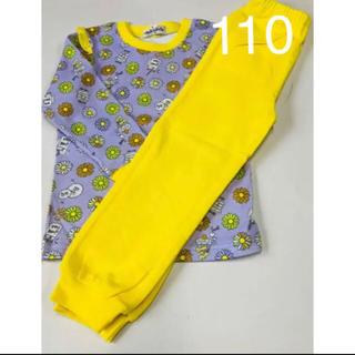 パジャマ 110 新品未使用 花柄(パジャマ)