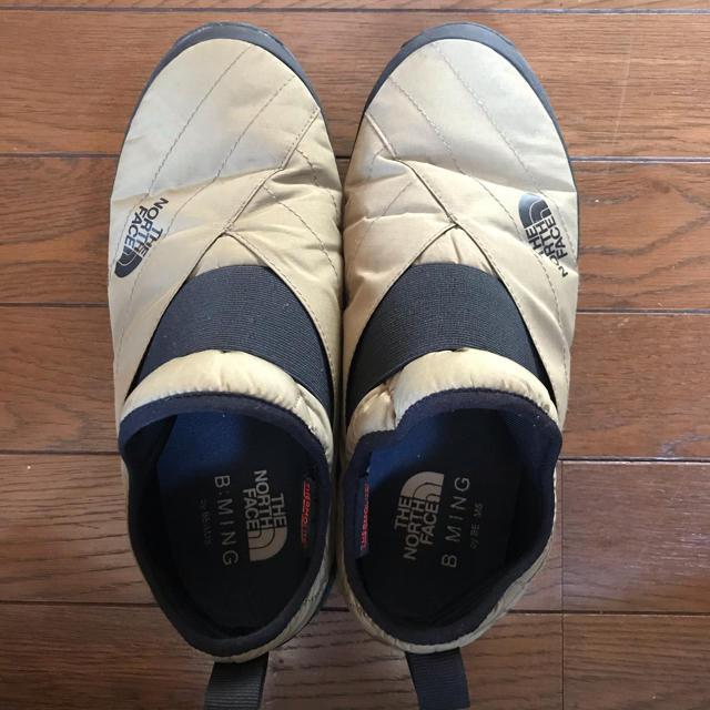 THE NORTH FACE(ザノースフェイス)の【最終値下げ】ノースフェイス × BEAMS 別注 ヌプシ ライト モック3 メンズの靴/シューズ(その他)の商品写真