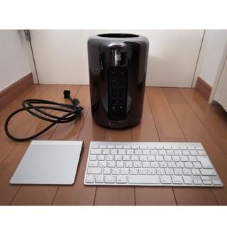 マック(Mac (Apple))のMac Pro late 2013 ねみ(PC周辺機器)