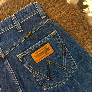 サンタモニカ(Santa Monica)の美品 Wrangler Vintage UsedDie ボーイズデニムパンツ(デニム/ジーンズ)