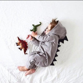 ZARA KIDS - 新品未使用 恐竜ロンパース 90