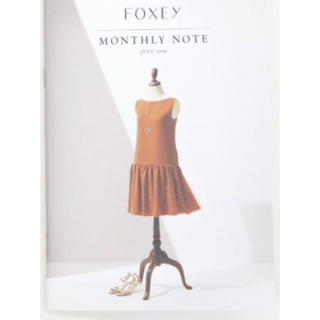 フォクシー(FOXEY)のフォクシー Dress   2way ワンピース(ひざ丈ワンピース)