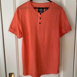 H&M - H&MメンズTシャツMサイズ^ ^
