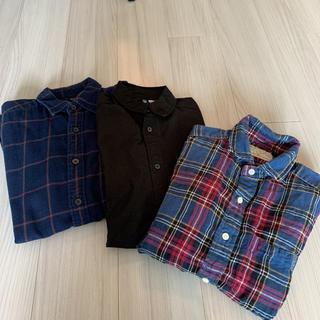 ユナイテッドアローズ(UNITED ARROWS)のメンズシャツ 3点セットまとめ売り!アローズ、ユニクロ、H&M(シャツ)