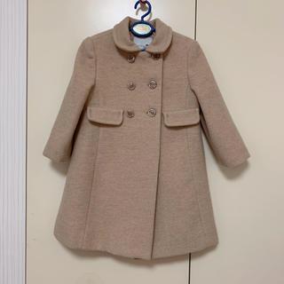 ザラ(ZARA)のザラ女の子キッズベイビー 毛30%コート(ジャケット/上着)