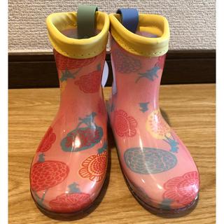 Disney - kukka hippo レインブーツ 長靴 バンビ 15cm