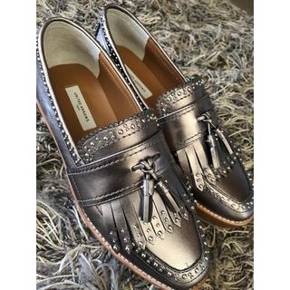 ユナイテッドアローズ(UNITED ARROWS)のユナイテッドアローズ タッセルシューズ35(ローファー/革靴)