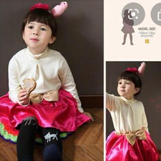 アニカ(annika)の韓国子供服 annika アニカ フレアスカート L(スカート)