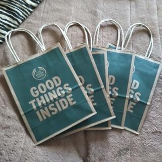 ザボディショップ(THE BODY SHOP)のthe body shop paper bag(その他)