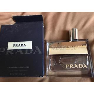 プラダ(PRADA)のプラダ マン オードトワレ 香水(香水(男性用))