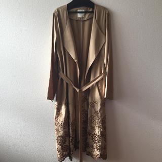 armoire caprice - 刺繍コート アーモワールカプリス