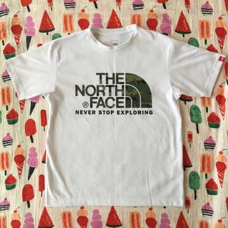THE NORTH FACE - カモロゴ万歳\(´ω` )/Tシャツです♡*゜