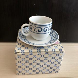 フェリシモ(FELISSIMO)のカップ&ソーサー(グラス/カップ)