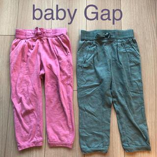 babyGAP - baby Gap  パンツ 2本セット 95cm