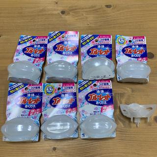 コバヤシセイヤク(小林製薬)の新品未使用! 液体ブルーレットおくだけ せっけんの香り(その他)