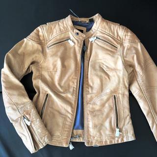 ハーレーダビッドソン(Harley Davidson)の美品!ライダースジャケット レザージャケット Harley ハーレーダビットソン(ライダースジャケット)