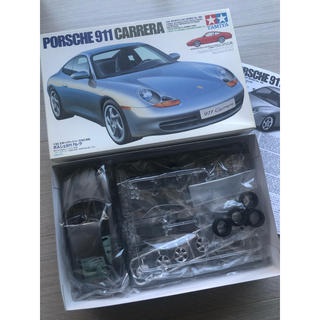 ポルシェ(Porsche)のPORSCHE 911 CARRERA、TAMIYA 1/24 プラモデル(模型/プラモデル)