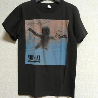 ニルヴァーナnever mind Rock T(Tシャツ(半袖/袖なし))