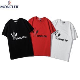[2枚8000円送料込み] Moncler モンクレール Tシャツ 半袖(Tシャツ(半袖/袖なし))