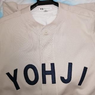ワイスリー(Y-3)の【Y-3】ベースボールシャツS(シャツ)