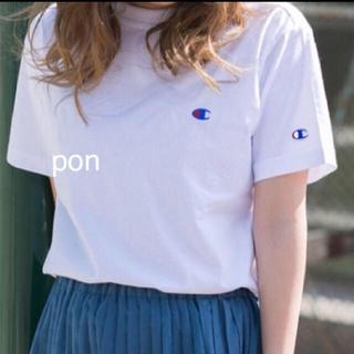 Champion - 新品 タグ付き ★ チャンピオン Tシャツ レディース M相当 Champion