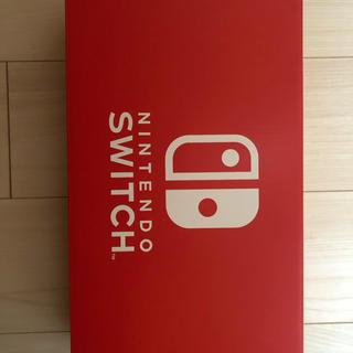 Nintendo Switch - 新型 任天堂 スイッチ switch 本体 マイニンテンドーストア版 新品未使用