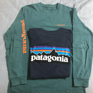 patagonia - Patagonia Tシャツ ロンT