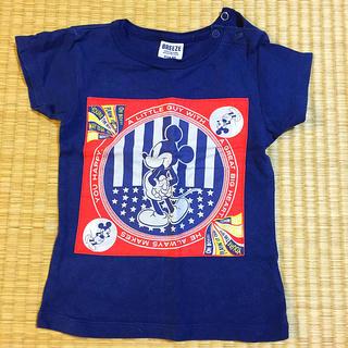 BREEZE - BREEZE ミッキーTシャツ サイズ95