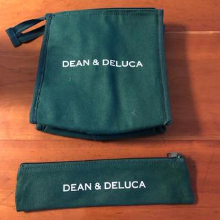 ディーンアンドデルーカ(DEAN & DELUCA)のMarisol 5月号 付録 DEAN&DELUCA 保冷バッグ&筆入れ(ポーチ)