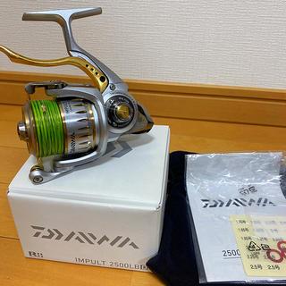 ダイワ(DAIWA)の11 インパルト 2500LBD(リール)