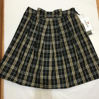 GALLERY VISCONTI - 新品タグ付★ギャラリービスコンティ スカート サイズ3 チェックスカート