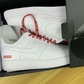 NIKE - Supreme/Nike Air Force 1 Low 27cm
