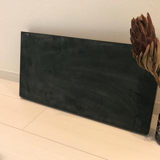 黒板/黒板ボード昭和レトロ/ナチュラル雑貨カフェボードSALE❗️