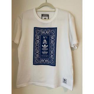 ネイバーフッド(NEIGHBORHOOD)のNEIGHBORHOOD adidas Tシャツ サイズL(Tシャツ/カットソー(半袖/袖なし))