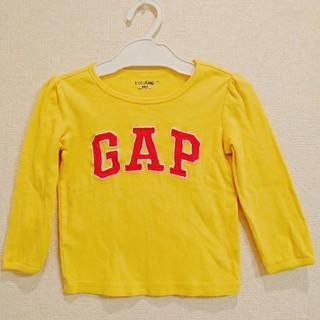 ベビーギャップ(babyGAP)の95cm☆baby GAP☆ロゴ☆ロンT(Tシャツ/カットソー)